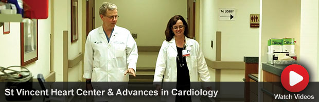 St Vincent Heart Center & Advances in Cardiology